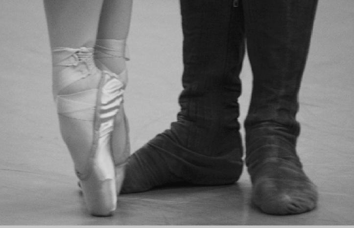 Dancers are so sexy...